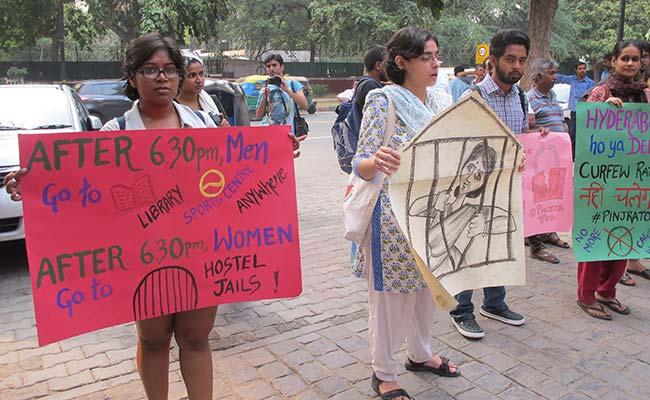 Hostel Curfew Timings: Menaka Gandhi Going Terribly WrongAgain