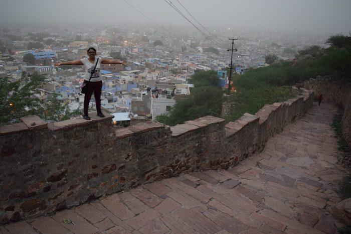 Low Budget Getaway:Jodhpur
